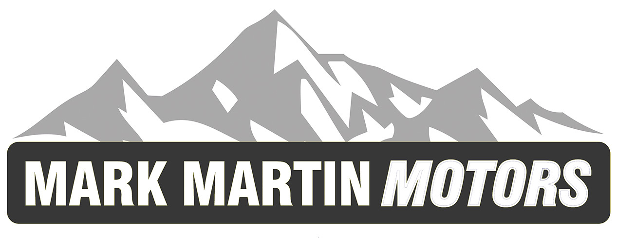 Mark Martin Motors Logo