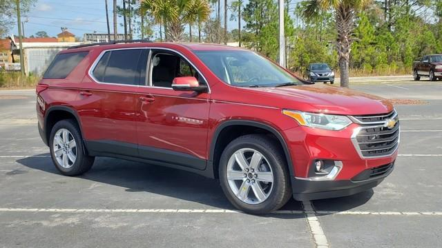 2020 Chevrolet Traverse LT SUV Slide 0