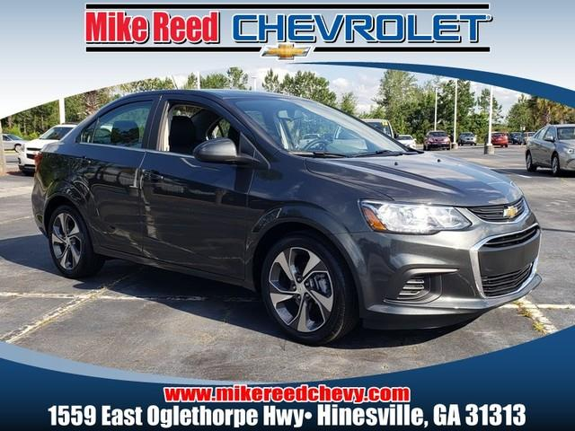 2020 Chevrolet Sonic PREMIER 4dr Car Slide 0