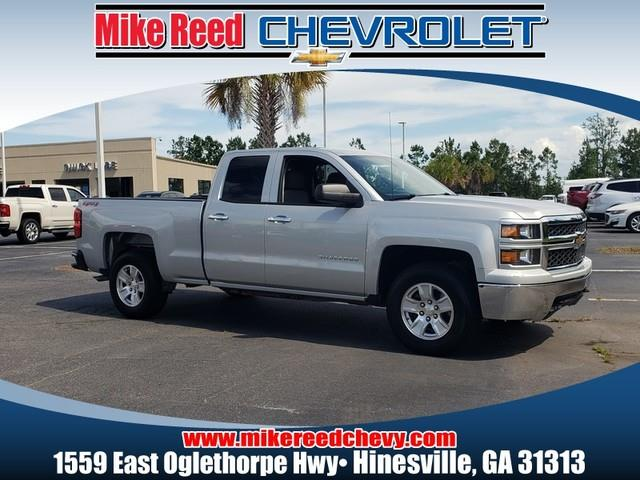 2015 Chevrolet Silverado 1500 WORK TRUCK Extended Cab Pickup Slide 0
