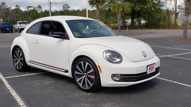 2012 Volkswagen Beetle 2.0T TURBO PZEV 2dr Car Slide 0