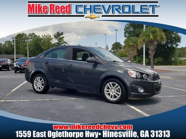 2014 Chevrolet Sonic LT 4dr Car Slide 0