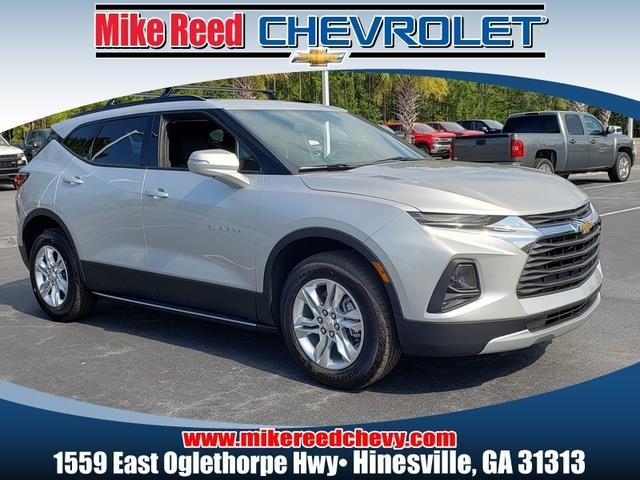 2019 Chevrolet Blazer BASE SUV Slide 0