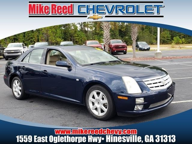 2005 Cadillac STS  4dr Car Slide 0