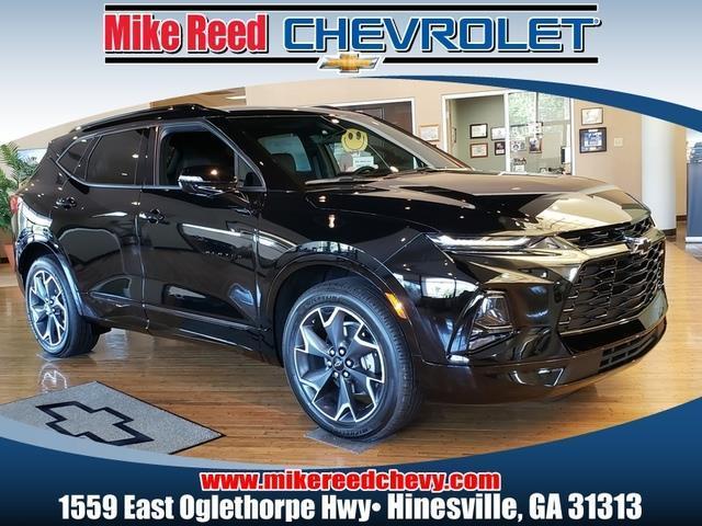 2019 Chevrolet Blazer RS SUV Slide