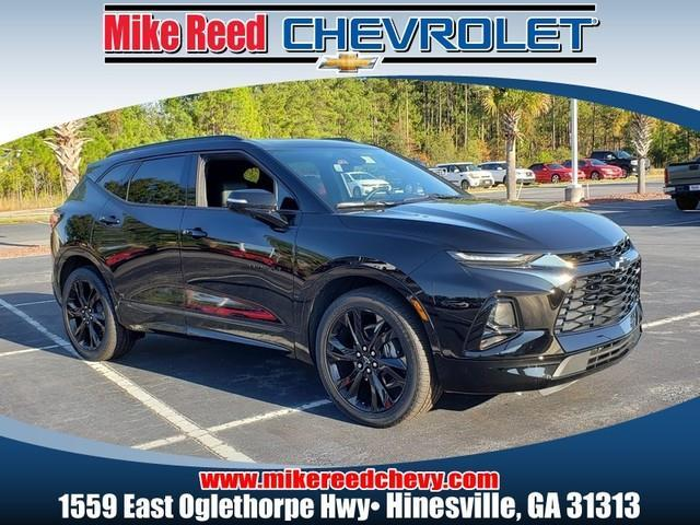 2019 Chevrolet Blazer RS SUV Slide 0