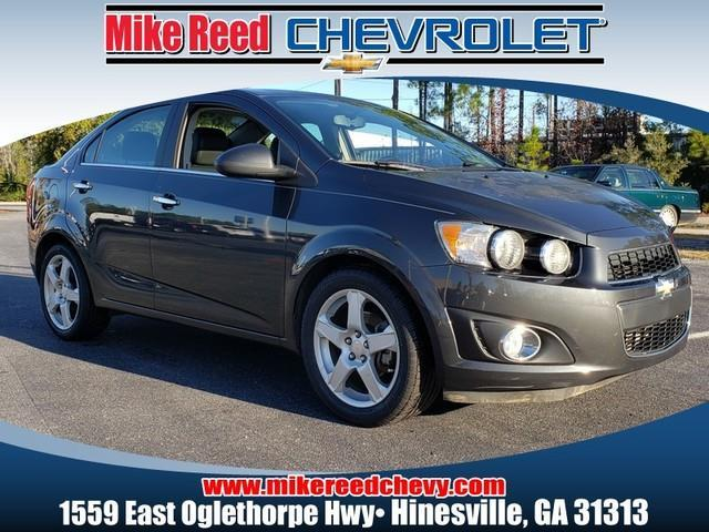 2014 Chevrolet Sonic LTZ 4dr Car Slide 0
