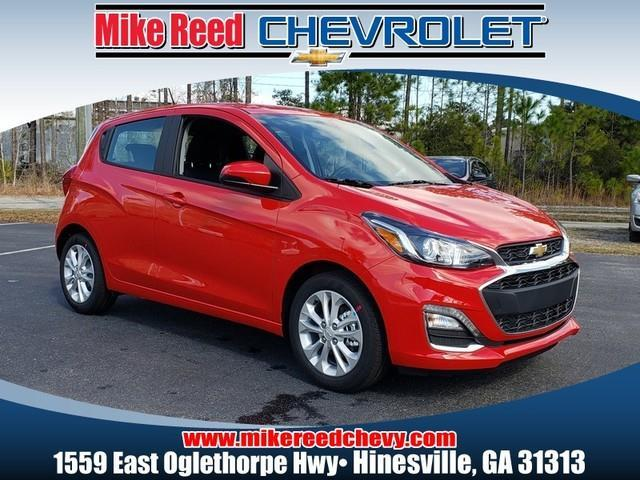 2020 Chevrolet Spark 1LT Hatchback Slide 0