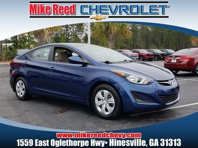 2016 Hyundai Elantra SE 4dr Car Hinesville GA