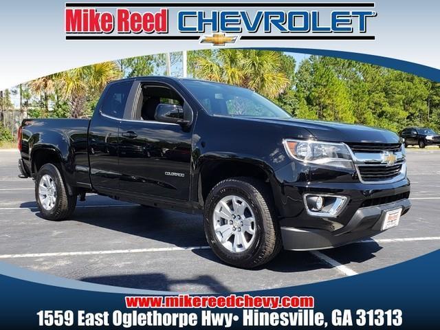 2018 Chevrolet Colorado LT Extended Cab Pickup Hinesville GA