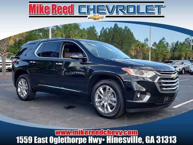 2019 Chevrolet Traverse HIGH COUNTRY Sport Utility Slide