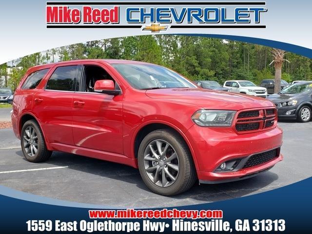 2014 Dodge Durango R/T Sport Utility Hinesville GA