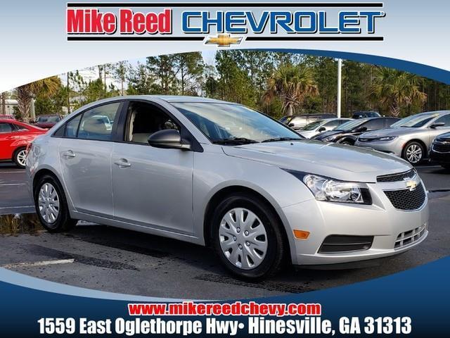 2014 Chevrolet Cruze LS Hinesville GA