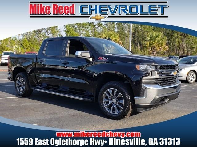 2019 Chevrolet Silverado 1500 LT Crew Cab Pickup Hinesville GA