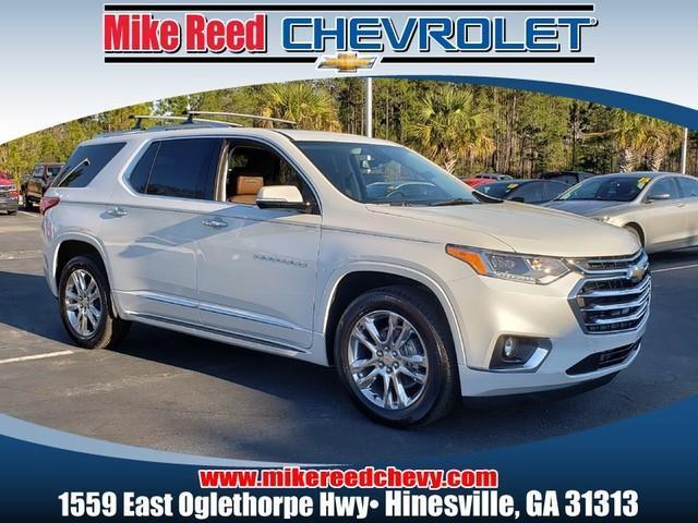2019 Chevrolet Traverse HIGH COUNTRY Sport Utility Hinesville GA