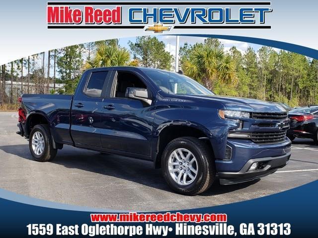 2019 Chevrolet Silverado 1500 RST Extended Cab Pickup Hinesville GA