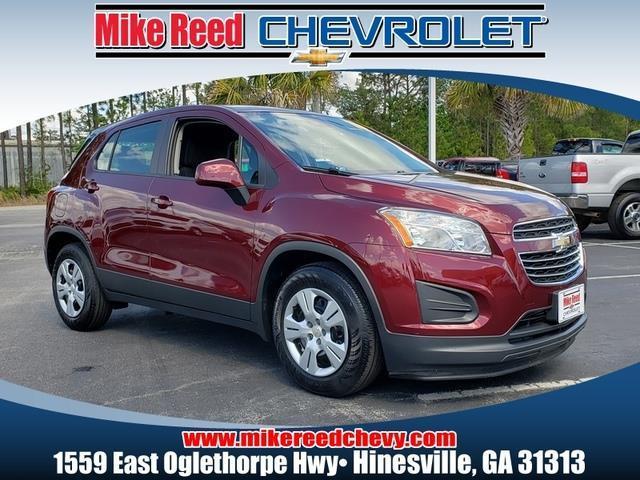 2016 Chevrolet Trax LS Sport Utility Hinesville GA