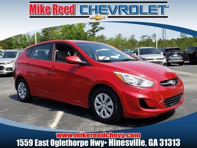 2015 Hyundai Accent GS Hatchback Hinesville GA