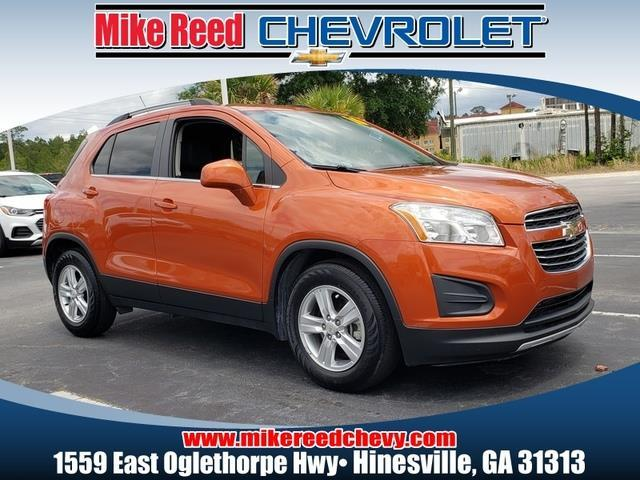2016 Chevrolet Trax LT Sport Utility Hinesville GA