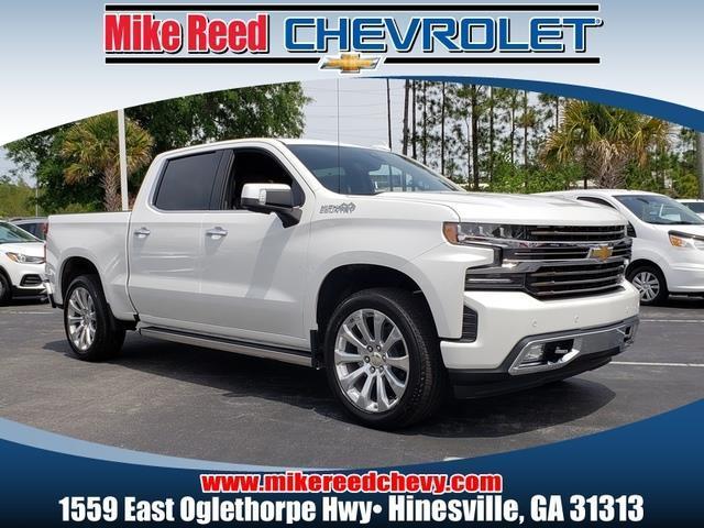 2019 Chevrolet Silverado 1500 HIGH COUNTRY Crew Cab Pickup Hinesville GA