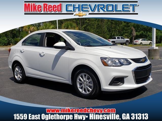 2019 Chevrolet Sonic LT 4dr Car Hinesville GA