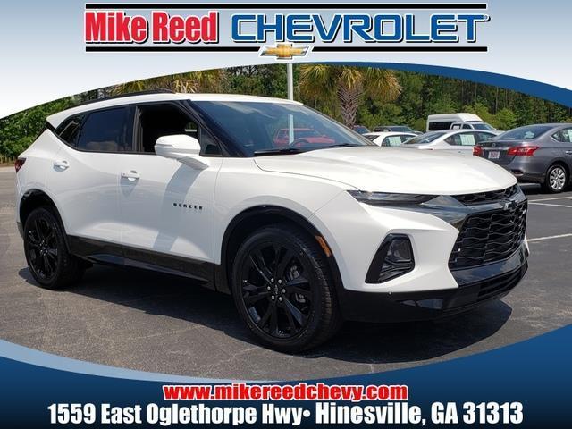 2019 Chevrolet Blazer RS Sport Utility Hinesville GA