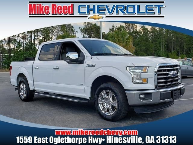 2016 Ford F-150 XLT Crew Cab Pickup Hinesville GA