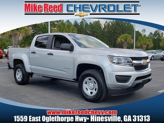 2019 Chevrolet Colorado WORK TRUCK Crew Cab Pickup Hinesville GA