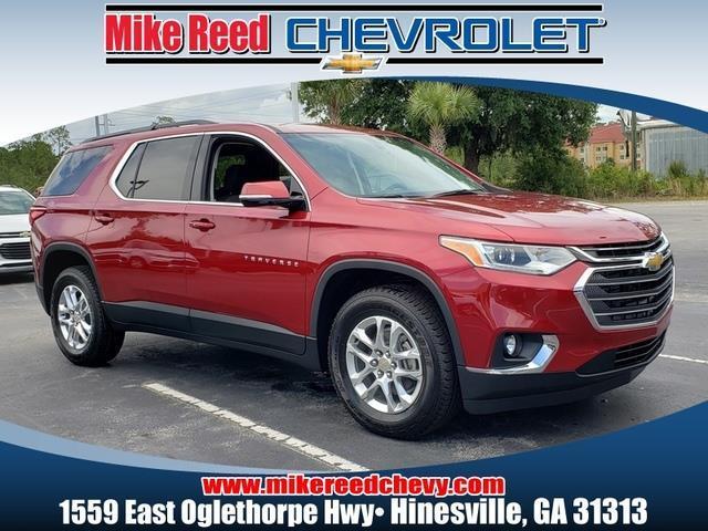 2019 Chevrolet Traverse LT Sport Utility Hinesville GA