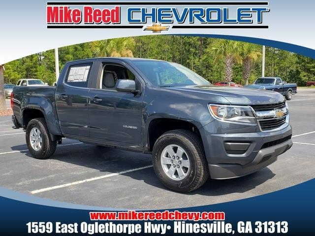 2019 Chevrolet Colorado WORK TRUCK Crew Cab Pickup Slide