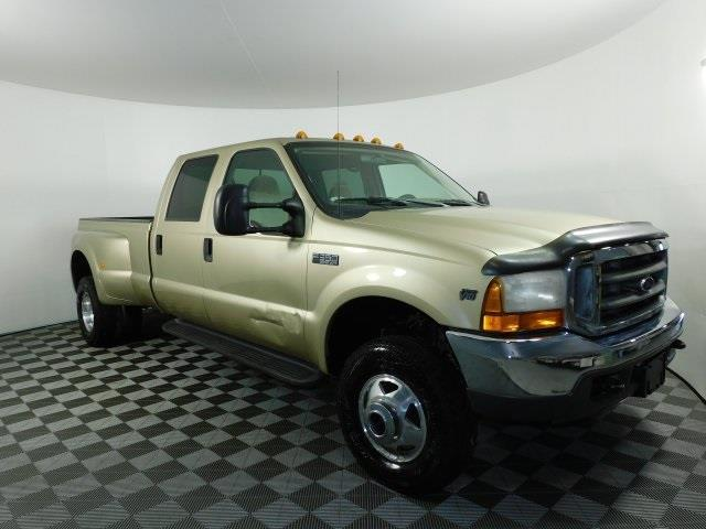 2000 Ford F-350SD XLT
