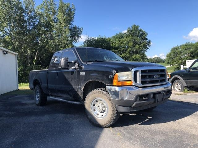 2002 Ford F-250SD XLT