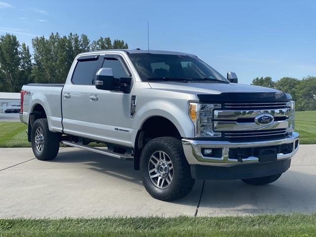 2017 Ford F-350SD Lariat