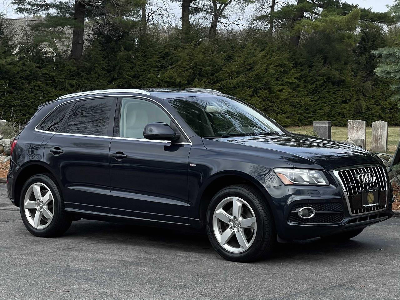 2012 Audi Q5 3.2L Premium Plus