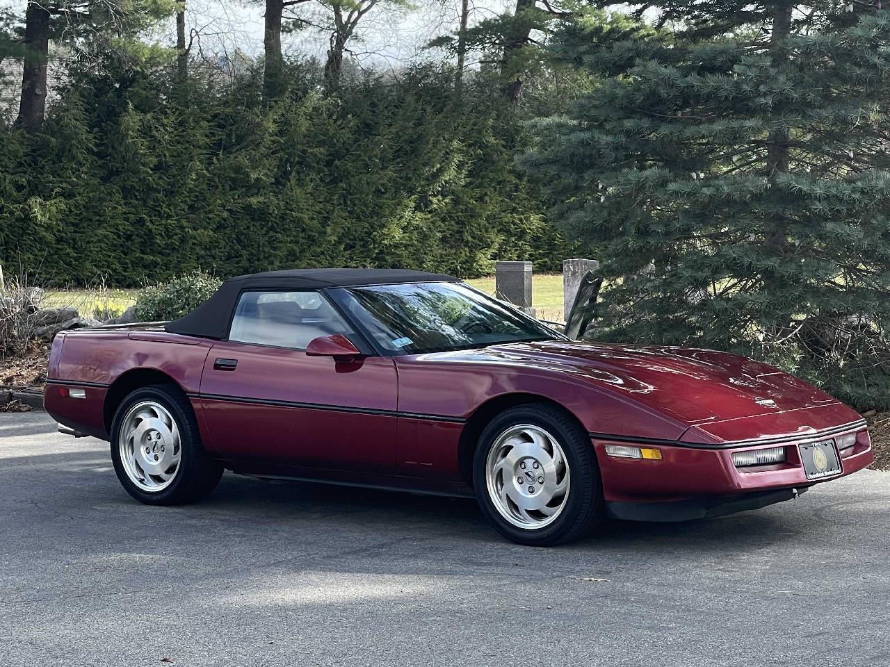 1990 Chevrolet Corvette L-98