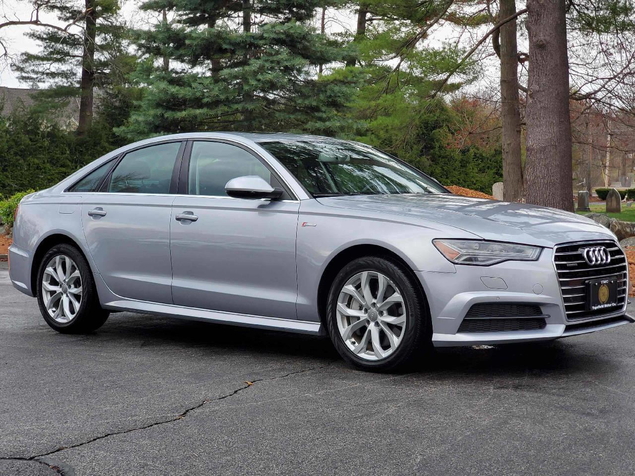 2018 Audi A6 Premium Plus