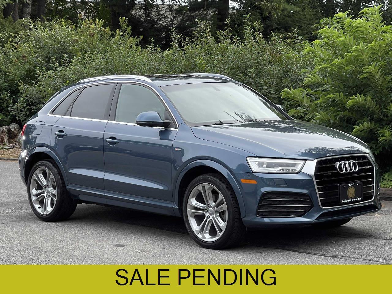 2018 Audi Q3 Sport Premium Plus