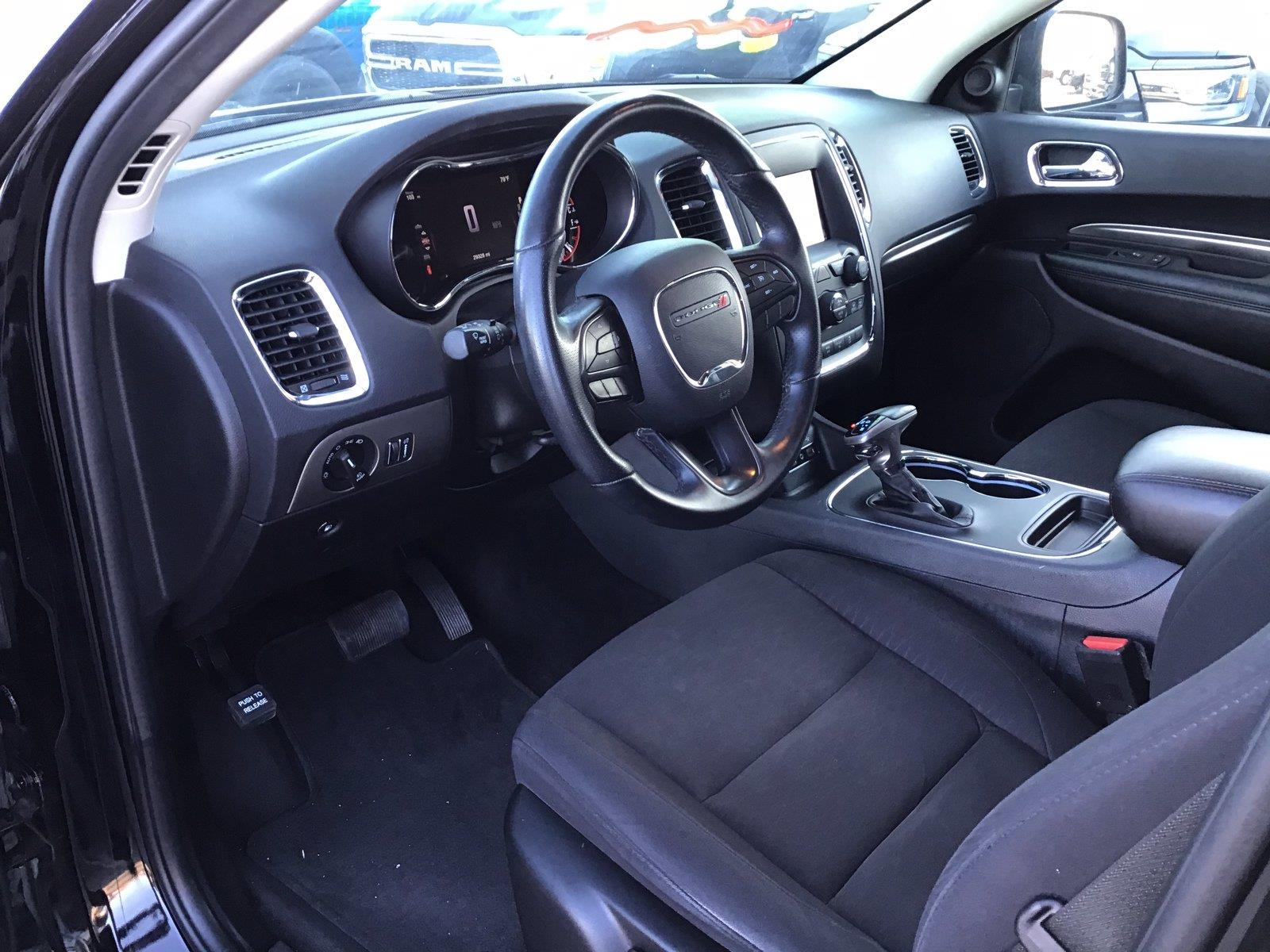 Certified Pre-Owned 2018 Dodge Durango SXT