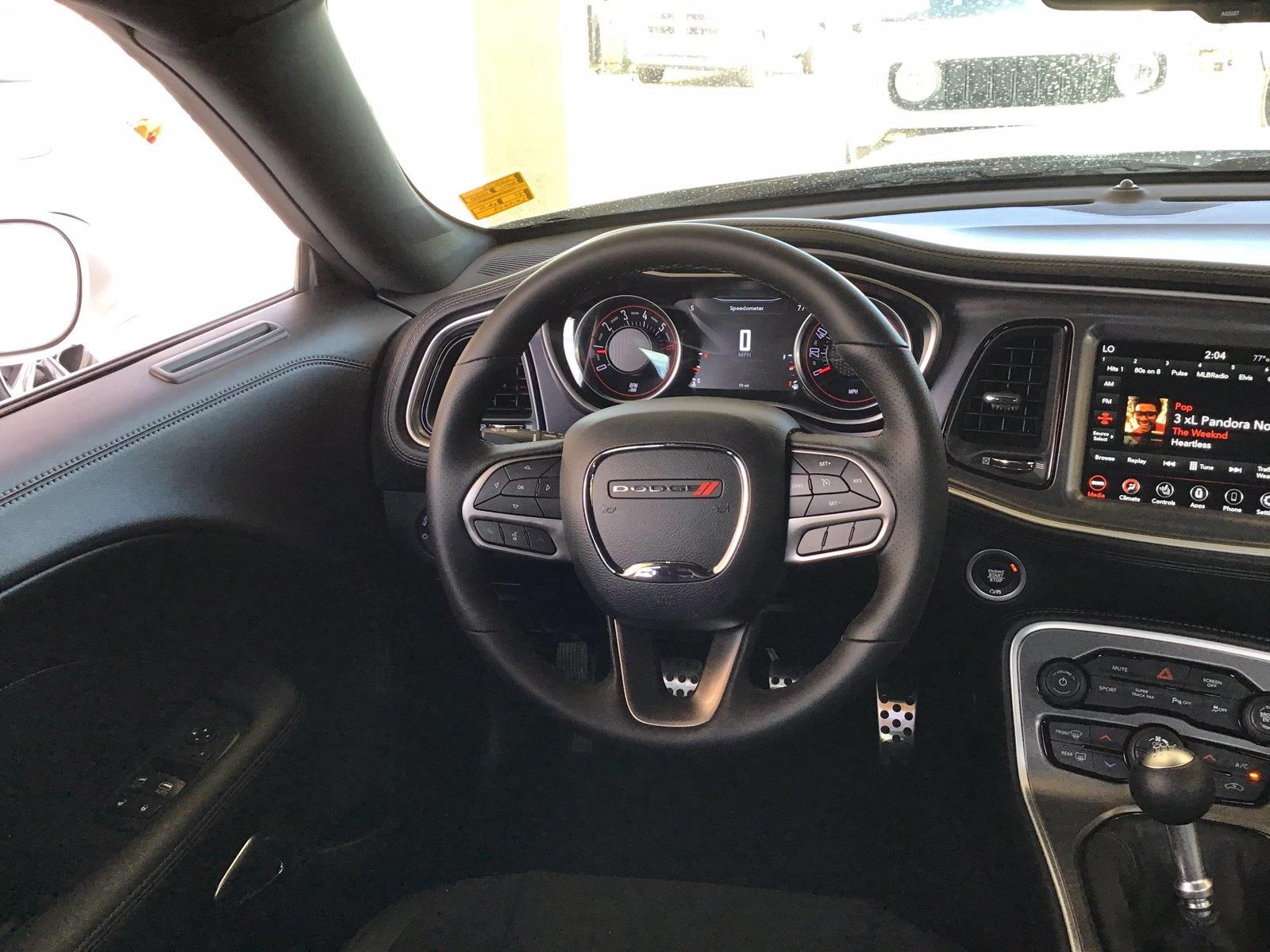 New 2020 DODGE Challenger R/T