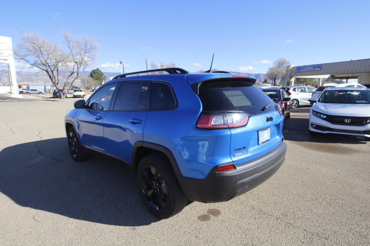 New 2021 JEEP Cherokee -X9