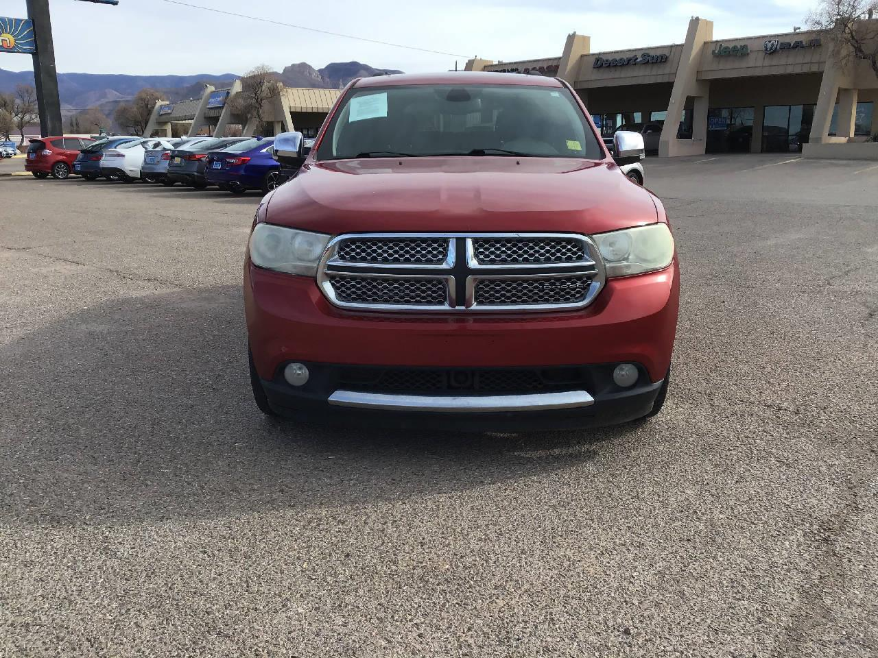 Pre-Owned 2011 Dodge Durango Citadel