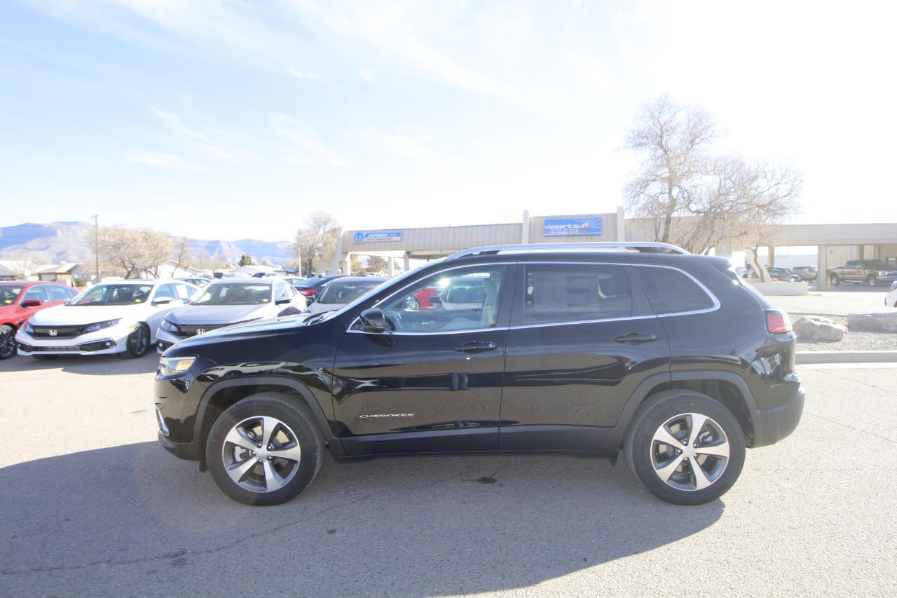 New 2021 JEEP Cherokee Limited