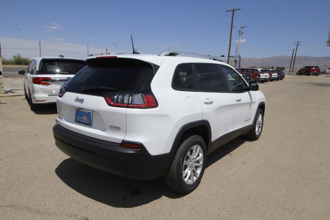 New 2021 JEEP Cherokee -XL