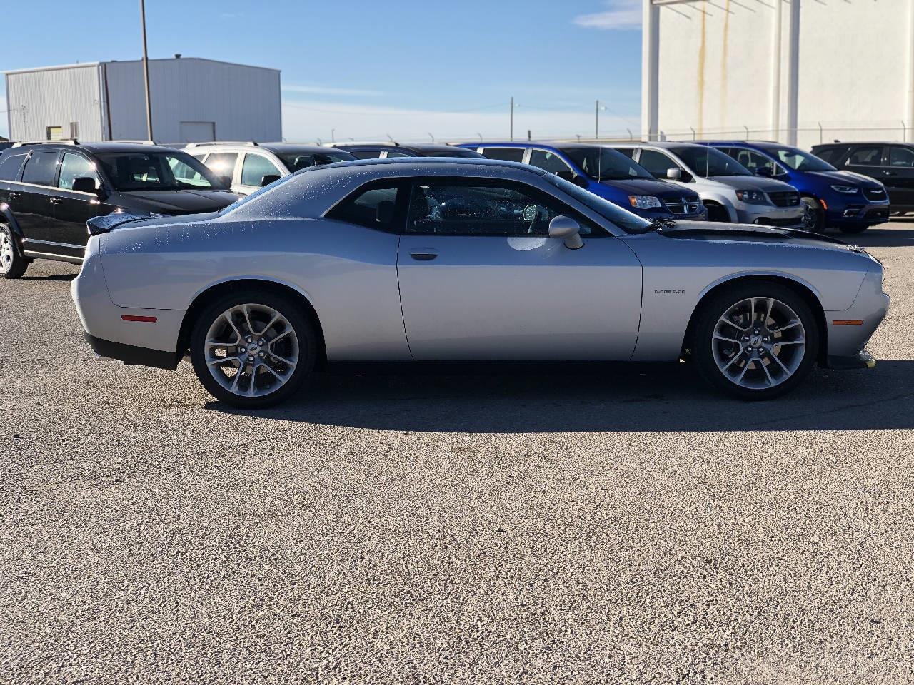 New 2020 DODGE Challenger R/T 50th Ann.