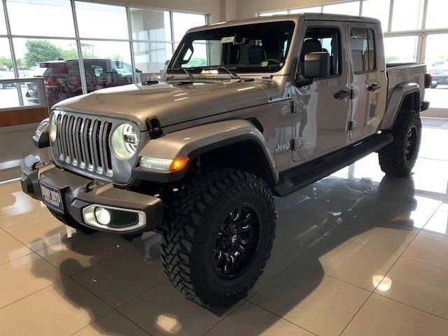 2020 Jeep Gladiator OVERLAND 4X4