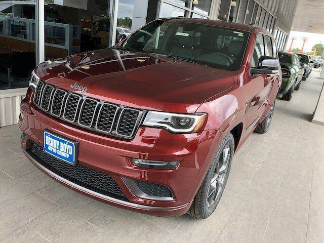 2020 Jeep Grand Cherokee LIMITED X 4X2