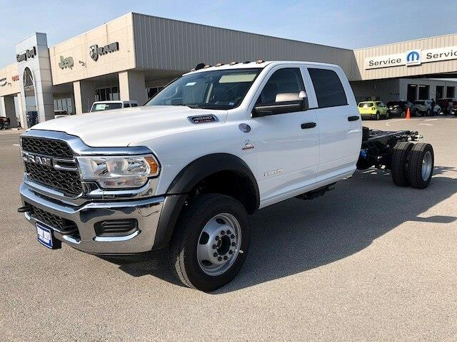 2019 RAM 4500 Chassis Cab TRADESMAN CHASSIS CREW CAB 4X4 197.4 WB