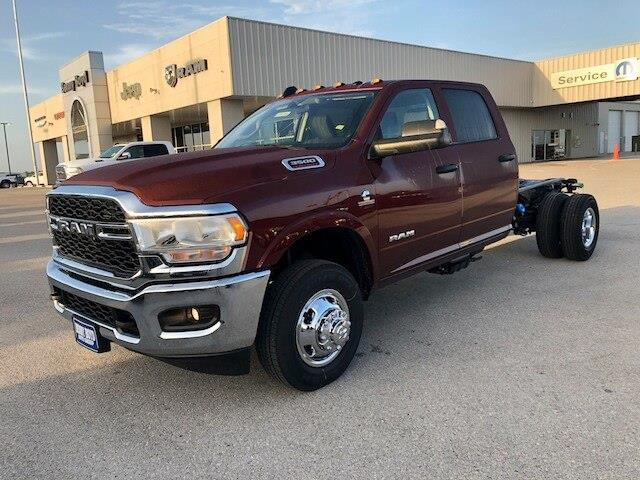 2020 RAM 3500 Chassis Cab TRADESMAN CREW CAB CHASSIS 4X4 60 CA
