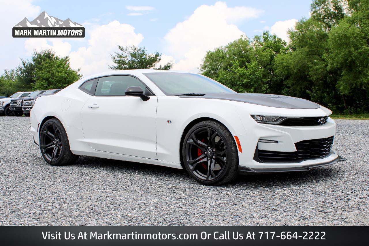 2021 Chevrolet Camaro 1LE TRACK PACK 1SS