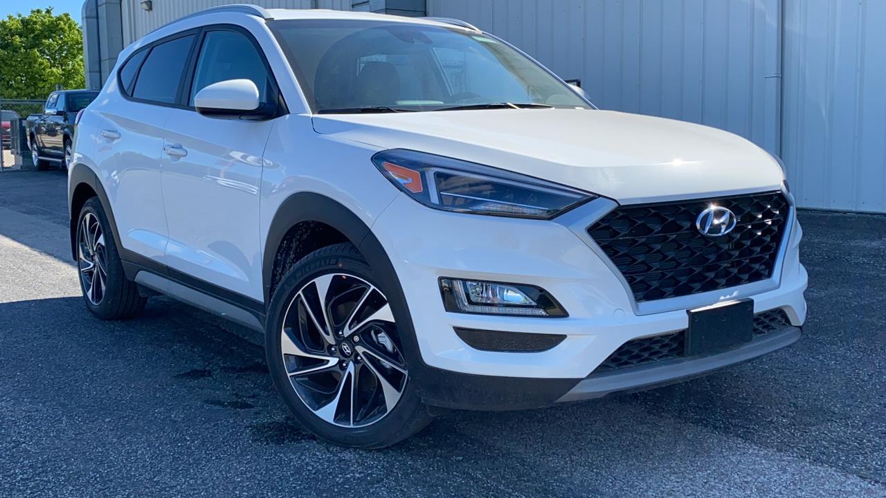 New 2020 Hyundai Tucson Sport AWD AWD Sport Utility